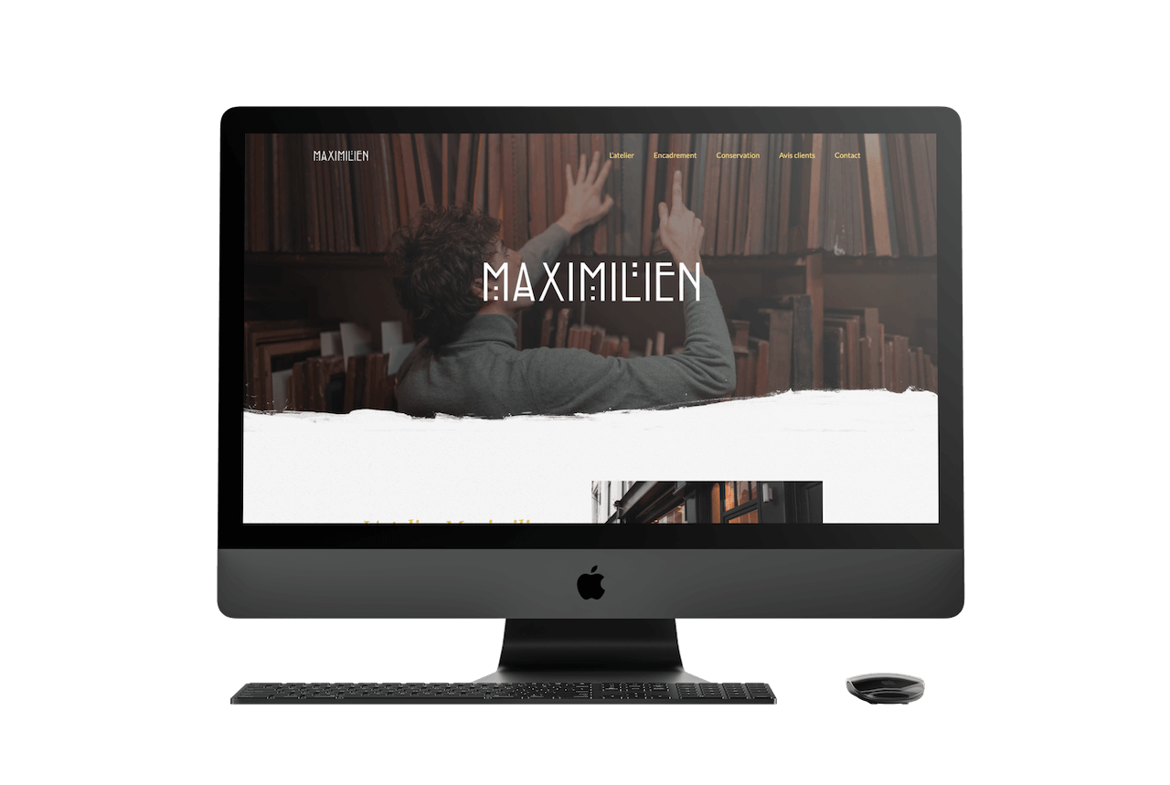Hungry Nuggets site web missions projet atelier maximilien 03